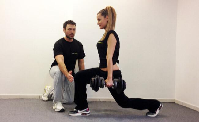 Πρόγραμμα γυμναστικής για στο σπίτι