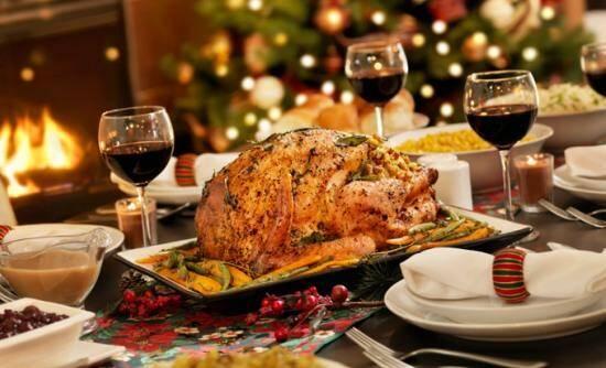 Τα διατροφικά oφέλη στα Χριστούγεννα